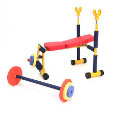 amazon com redmon fun and fitness exercise equipment for kids