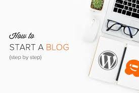 tutorial wordpress blog how to start a wordpress blog the right way updated