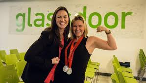 Best Resume Glassdoor by Former Olympian Christine Magnuson Visits Glassdoor U0026 Talks Life
