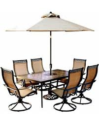 get the deal hanover monaco 7 piece outdoor dining set with
