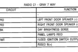 2016 mercedes sprinter radio wiring diagram wiring diagram