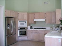Kitchen Cabinet Cherry Staining Oak Kitchen Cabinet Refinishing Before After Wood Stain