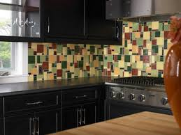 tiled kitchen backsplash modern wall tiles for kitchen backsplashes popular tiled wall