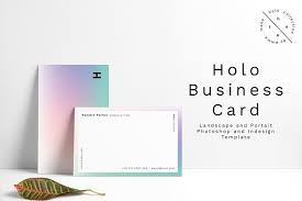 Business Card Design For It Professional Business Card Templates Creative Market