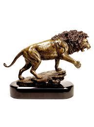 roaring lion statue welcome to jon hair sculpture original sculptures in bronze