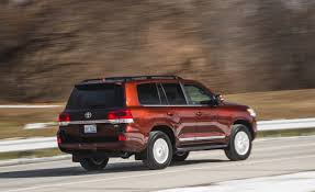 red land cruiser 2018 toyota land cruiser 300 first drive 2018 car review
