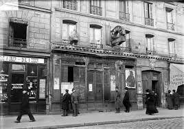 bureau de poste laval cabaret bruant 84 boulevard de rochechouart 1909 le 84 boulevard de