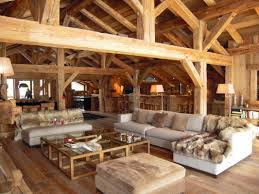 Beautiful La Decoration D Interieur Ideas Design Trends Emejing Interieur Chalet En Bois Contemporary Design Trends 2017