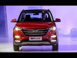 Hyundai Ix25 Interior 2017 Hyundai Ix25 First Look Interior Exterior Review