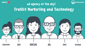 trellist marketing and technology digital ad agency of the day