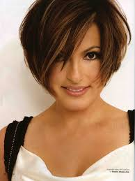 short hairstyles for thick hair and square face best haircut style