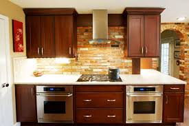 How To Stain Kitchen Cabinets by How To Stain Kitchen Cabinets Darker Of Gorgeous Colors For