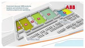how to find abb at nor shipping 2015 in oslo norway youtube