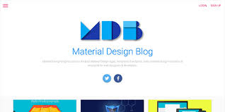 templates blogger material design 55 web design blogs to follow in 2016 elegant themes blog