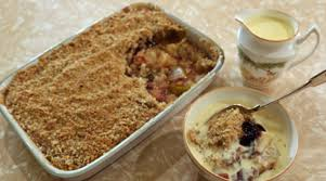 apple pear crumble apple pear greengage damson crumble supervalu