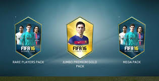 black friday fifa 16 the release time and form of fifa 16 jumbo premium gold pack and