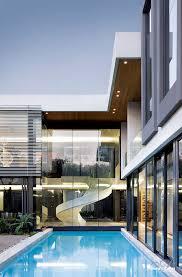 u shaped house u shaped modern residence in johannesburg displaying extravagant
