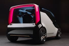 future cars brutish new lexus honda neuv the prospective electric car autocarweek com