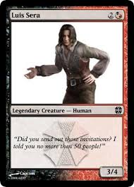 Magic Card Meme - luis sera magic card by korito on deviantart