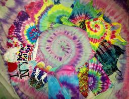 tie dye treasures learn to tie dye