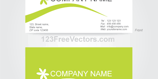 Adobe Illustrator Business Card Template With Bleed Business Card Template Adobe Illustrator Business Card Template