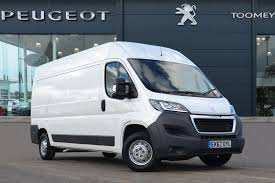peugeot van boxer peugeot boxer blue hdi 335 l3h2 professional p v for sale in