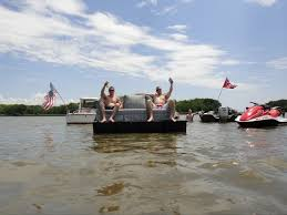 floating couch total frat move university of south carolina