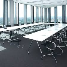 Vitra Conference Table Aluminium Group 108 Alu Chair By Vitra
