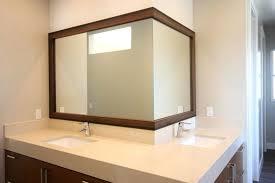 bathroom mirror ideas diy mirrors hudson in java diy bathroom mirror frame ideas diy