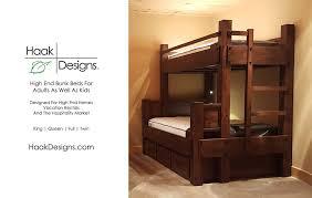 High End Bunk Beds Haak Designs Llc Haakdesigns