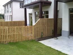 fencing double sided pt