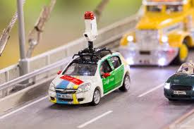 Street View Google Map Explore The Biggest Model Railway With The Tiniest Street View