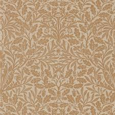 William Morris Wallpaper by William Morris And Co Pure Acorn Wallpaper 216041