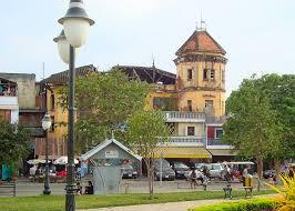 French Colonial Archetecture where the wars were journey to vietnam laos u0026 cambodia phnom