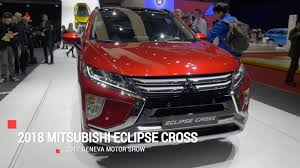 mitsubishi eclipse 2017 mitsubishi eclipse cross will be crossing over to the us sometime