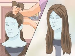 Synthetic Vs Human Hair Extensions by 5 Ways To Straighten A Synthetic Wig Wikihow