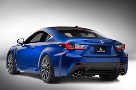 sporty lexus blue concept of fantastic sporty sedan 2015 lexus rc f 811 cars