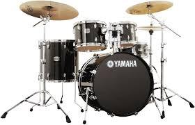 black friday drum set yamaha stage custom birch drum set raven black sweetwater