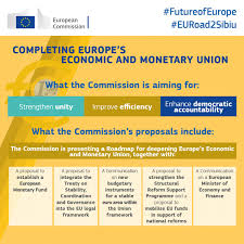 What Is A Road Map Commission Sets Out Roadmap For Deepening Europe U0027s Economic And
