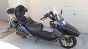2005 honda reflex 250 motorcycles for sale