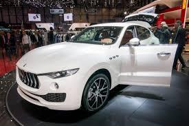 maserati modified 2017 maserati levante first impressions news cars com
