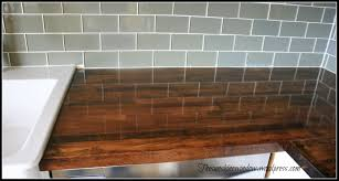 furniture cozy waterlox countertop finishes for inspiring exciting dark waterlox countertop finishes with tile backsplash for traditional kitchen design