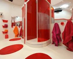 Red Bathroom Accessories Sets by Red Bathroom Cabinet Moncler Factory Outlets Com
