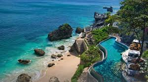 luxury beach resort in bali ayana resort and spa bali