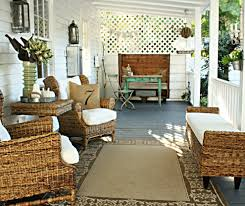 front porch furniture porch traditional with antique lantern