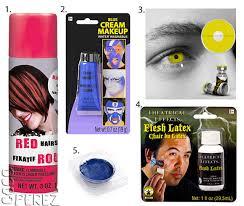 u0027s halloween diy celebrity makeup inspiration