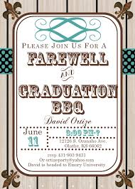 going away to college invitations graduation party invitations high school or college graduation