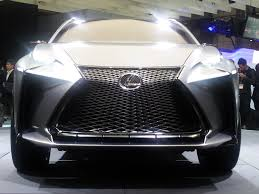 lexus truck 2015 nx 2015 lexus nx teased tesla norway sales ca electric car