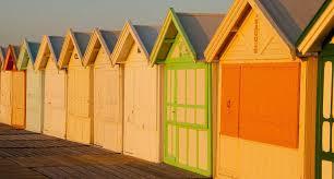 cabine de plage bois sites de baignade plages lieux où se baigner somme 80