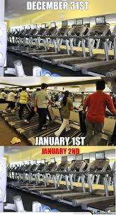 New Years Gym Meme - every new year s resolution by toxicsquirlz meme center